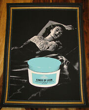KINGS OF LEON July 20, 2010 Denver, Colorado Screen Print Concert / Gig Poster