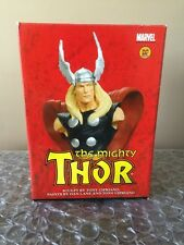 "The Mighty Thor 10"" Bust Marvel Comics Avengers Limited Edition 05 Of 48AP WOW"
