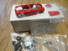 TRON 1:43 White Metal Kit 1950 Ferrari 166 MM Le Mans, MIB