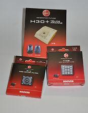 3 Set für Hoover Telios Hepa Filter T108 + Motorfilter S114 + 5 x Beutel H30+