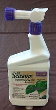 (1) Bonide 32 Oz Rtu Hose End All Seasons Spray Horticultural Dormant Oil - 213