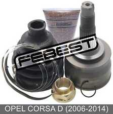 Outer Cv Joint 20X51X22 For Opel Corsa D (2006-2014)