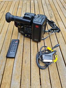 Canon Canovision A9  Camescope et Lecteur video 8 mm Noir