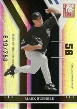 2004 Donruss Elite Turn Of The Century Mark Buehrle 21 White Sox 619/750