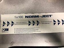 Lot Of 100 Box Norm Ject 2 Ml Single Use Plastic Syringeluer Slip