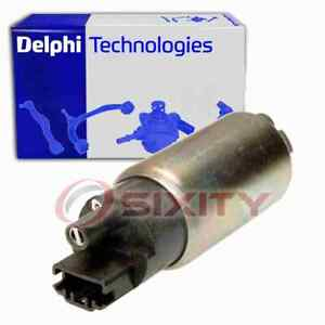 Delphi In-Tank Electric Fuel Pump for 1992-2003 Mazda Protege 1.5L 1.6L 1.8L wl