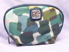 Brighton PAINT BOX Large Cosmetic Makeup Case Pouch Plastic Lined NEW $58