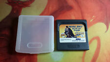 INDIANA JONES AND THE LAST CRUSADE SEGA GAME GEAR COMBINED SHIPPING