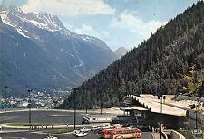 BT14146 tunnel du mont blnac car voiture bus Chamonix mont blanc          France