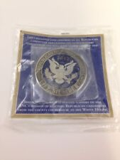 "Republican National Comittee Lifetime Membership Medallion 2"" Coin 2012 GOP"