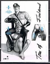 Finland Suomi blok 84 / 2318-2320 Tom of Finland - Gay Icons - Postfris MNH