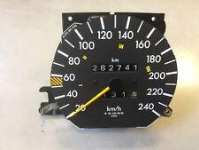 Mercedes W124 Tacho Kombiinstrument 1245426669 km Zähler 262741