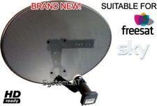 Zone 1 Triax TV Satellite Dishes