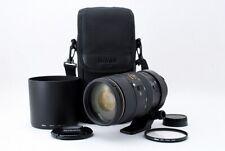 [Mint] Nikon Zoom-NIKKOR 80-400mm f/4.5-5.6 VR D AF A/M ED Lens From JAPAN #2837