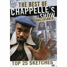 The Best Of Chappelle's Show Uncensored On DVD With Dave Chappelle Comedy E53