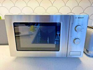 Bosch HMT72M450B Freestanding Stainless Steel Microwave