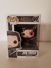 Pop Game of Thrones - Jon Snow Bloody ex ( vaulted)