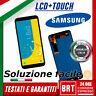 DISPLAY LCD+TOUCH SCREEN Samsung Galaxy J6 2018 SM-J600FN VETRO SCHERMO MONITOR!