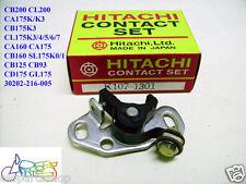 Honda Contact Breaker CB200 CL200 CB93 CB125 CB160 CL160 CB175 CL175 SL175 GL175