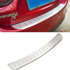 For 2014 - 2016 2017 Mazda 6 ATENZA Rear Bumper Sill Plate Guard Trim Stainless