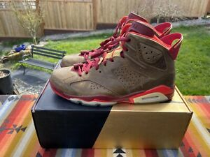 Nike Air Jordan Retro VI 6 Cigar size 14 OG Slam Dunk