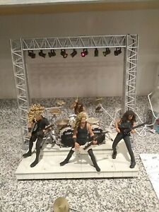 Metallica Harvester of Sorrow Full Stage Set and Figures - McFarlane