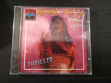 "Michael Jackson – Greatest hits live ""Thriller"" CD 1994 Still Sealed Nuovo"