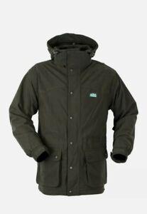 RIDGELINE Torrent III Jacket - Olive Green Shooting Coat Waterproof