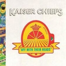 Kaiser Chiefs - Off With Their Heads 2008 (NEW CD)