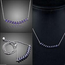 Versilberte ovale Modeschmuck-Halsketten & -Anhänger mit Beauty-Themen