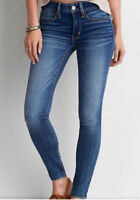 American Eagle Outfitters Super Stretch Skinny Ankle Jeggings Size 2 Short