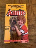 Annie VHS