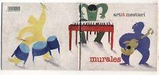 Cd ARTI & MESTIERI Murales - 2000Furio Chirico Beppe Crovella Gigi Venegoni