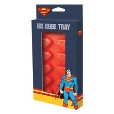 7401 Dc Comics Superman logo icon Ice Cube Tray W/Gift box Movie cartoon tv show
