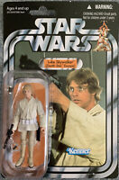 STAR WARS Luke Skywalker Escape VC39 Vintage Collection Punched C9 MOC Hasbro