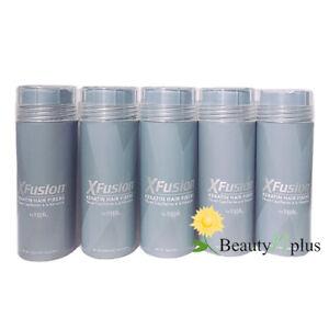 XFusion Keratin Hair Fibers 28g -Black/ Dark B/ Medium B/ Light B/ Auburn(Large)