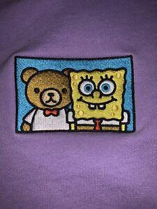 Teddy Fresh X Spongebob Colorblock Hoodie XL
