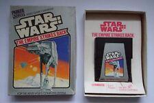 Star Wars El Imperio Contraataca juego por Parker para Atari 2600 probado y en caja