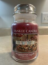 Yankee Candle Berry Crumble