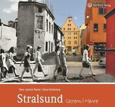 Stralsund - gestern und heute | Hans-Joachim Hacker (u. a.) | Buch | Deutsch