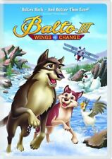 BALTO III WINGS OF CHANGE New Sealed DVD