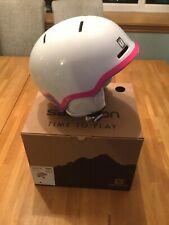 Girls Salomon Grom Junior Ski Helmet