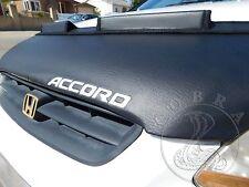 Honda ACCORD 98 99 2000 01 02 SEDAN & COUPE Bra Car Hood Mask + ACCORD LOGO