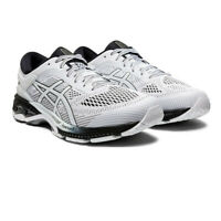 Asics Mens Gel-Kayano 26 Running Shoes Trainers Sneakers - White Sports