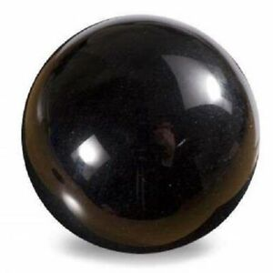 Highly Polished 45mm Crystal Spheres, Emits Natural Energy - Obsidian