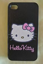 USA Seller Apple iPhone 4 & 4S  Anime Phone case  Cover  Hello Kitty Cute