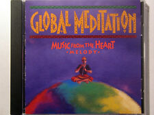 Global Meditation: Music From the Heart: Melody (CD) Philip Boulding, Guo Bros.