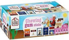 (1000g=8,52€) Fine Life Kaugummi Zigaretten - 32 Packungen - Chewing Gum Sticks