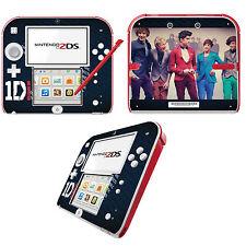One Direction Carcasa De Vinilo Adhesivo para Nintendo 2DS