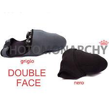 Borsa custodia NEOPRENE universale per reflex fotocamera M double face